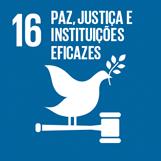 ODS 16 - Paz, justiça e instituições eficazes