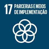 ODS 17 - Parcerias e meios de implementação